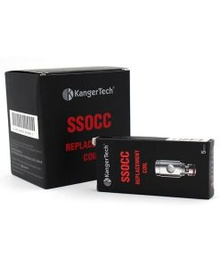 Kanger Vertical SSOCC 5-Pack Coils (OCC Replacement)