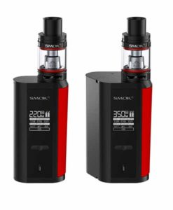 SMOK GX2/4 TFV8 Big Baby Tank Starter Kit in Black Red