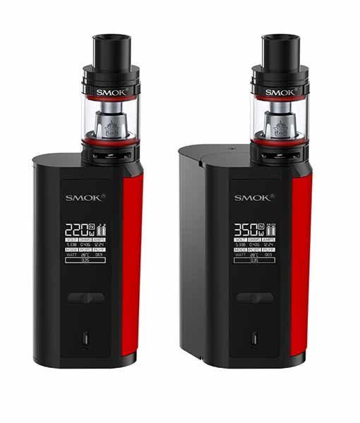 SMOK GX2/4 TFV8 Big Baby Tank Starter Kit in Black Red