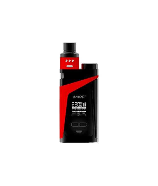 SMOK Skyhook RDTA Box Mod in Red