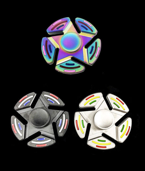 Tobeco Five-Pointed Star Fidget Spinner