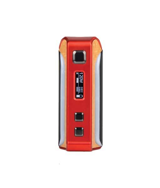KMG Imports Vape Pioneer4You IPV Velas YiHi SX410 Chip Oled Screen 120W Mod Pre Order Red