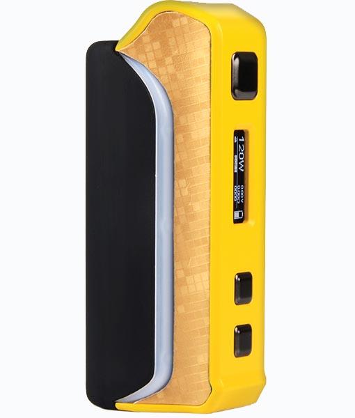 KMG Imports Vape Pioneer4You IPV Velas YiHi SX410 Chip Oled Screen 120W Mod Pre Order Yellow