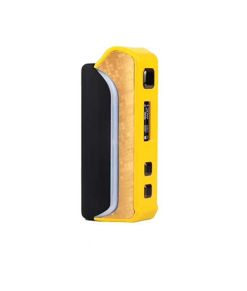 KMG Imports Vape Pioneer4You IPV Velas YiHi SX410 Chip Oled Screen 120W Mod Pre Order Yellow