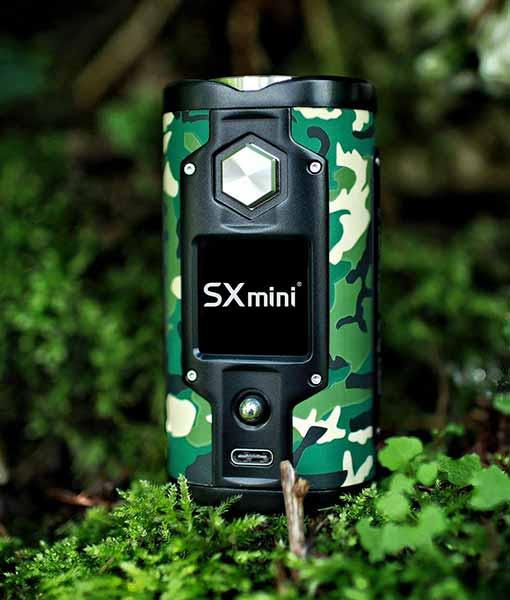 SXmini G Class CAMO Ltd Edition - SXmini G Class Camo-Series Forest Black