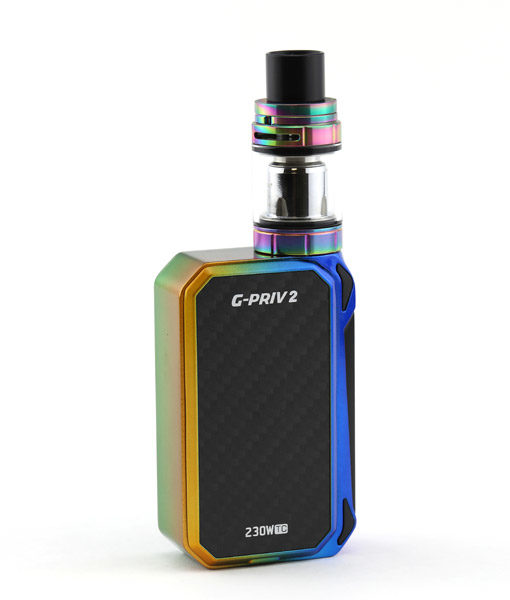 SMOK G-Priv 2 Kit With TFV8 X-Baby Tank 230W Touch Screen Mod KMG Imports Vape 7 Color 2
