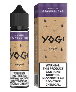 Yogi Blueberry Granola Bar 60ml E-Liquid