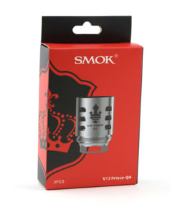 SMOK TFV12 Prince Replacement Coils 3 Pack V12 Prince Q4
