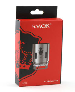 SMOK TFV12 Prince Replacement Coils 3 Pack V12 Prince T10