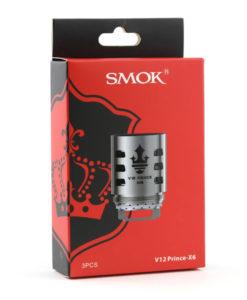 SMOK TFV12 Prince Replacement Coils 3 Pack V12 Prince X6