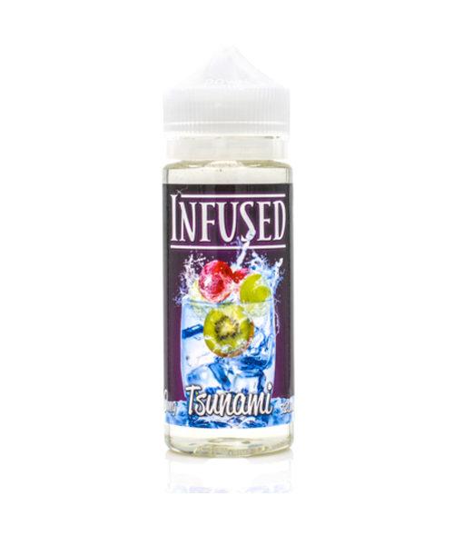 Infused Tsunami 120ml E-liquid