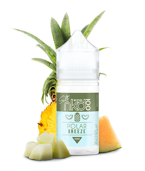 Naked 100 Salt Polar Breeze 30ml E-Liquid