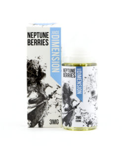Juice Dimension Neptune Berries 100ml E-liquid