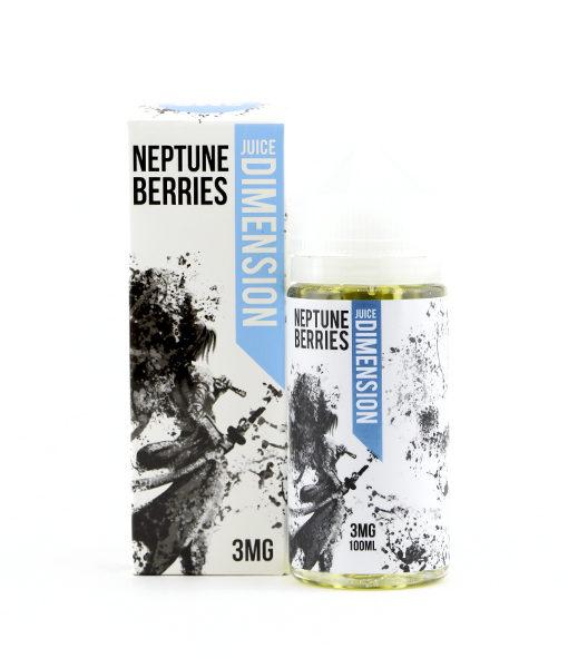 Juice Dimension Neptune Berries 100ml E-liquid