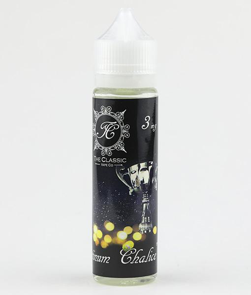 The Classic Black Label Platinum Chalice 60ml E-liquid
