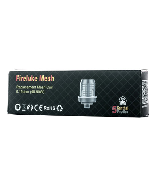 FreeMax Fireluke Mesh Replacement Coils 5-Pack