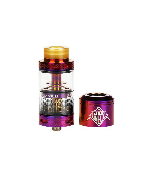uwell-fancier-purple RTA & RDA