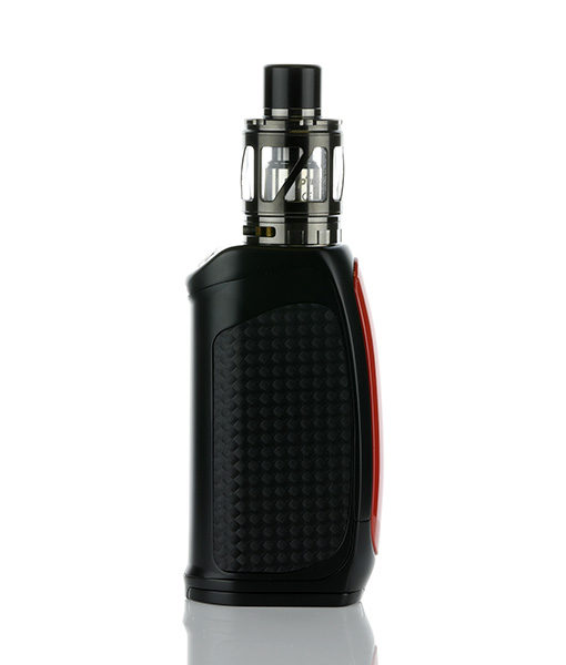 Pioneer4you iPV Eclipse Mod with LXV4 (Gun Metal Finish) Tank with Red Mod