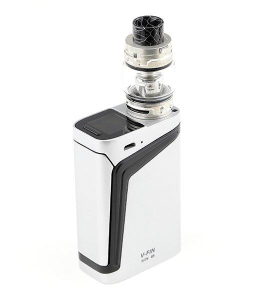 SMOK V-Fin Kit Silver/Black