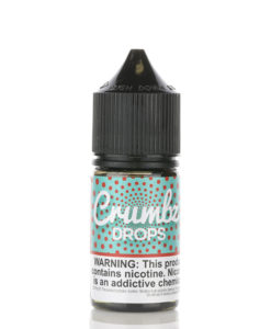 Crumbz Drops Short Straw Nic Salt 30ml