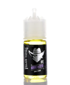 Villain Vapors Bonnie and Clyde Nic Salt 30ml