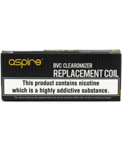 Aspire BVC Coils 5-pack