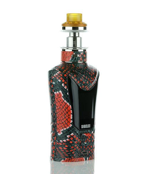 Sigelei Sobra Kit Serpentine Red