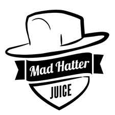 mad hatter juice logo
