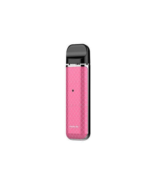 SMOK Novo Kit Prism Chrome and Auto Pink Cobra