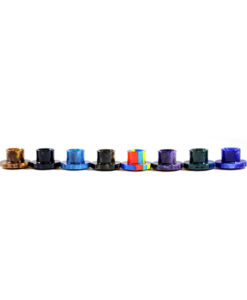 Cleito 120-Style Resin Drip Tips