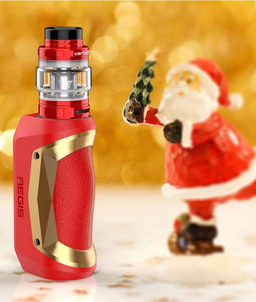 Geekvape Aegis Mini Kit Christmas Gold