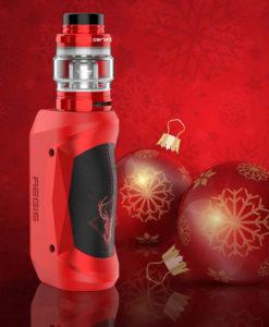 Geekvape Aegis Mini Kit Christmas Red/Black