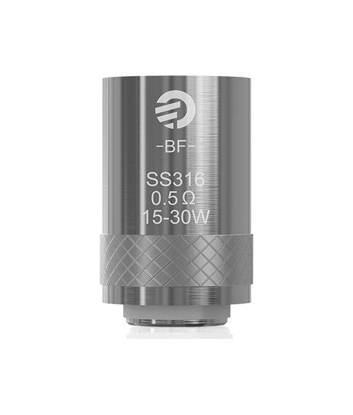 Joyetech BF SS316 Coil 5-Pack 0.5 ohm