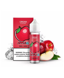 ORGNX Apple Ice 60ml
