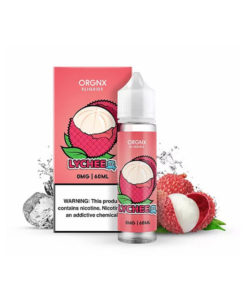 ORGNX Lychee Ice 60ml