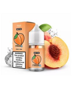 ORGNX Salt Peach Ice 30ml