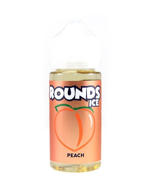 Rounds Ice Peach 100ml
