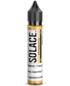 Solace Salts Butterscotch 30ml