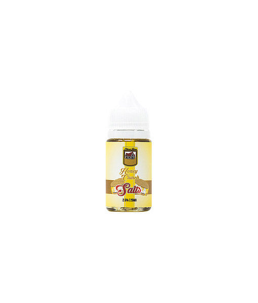 Tailored Vapors Salt Honey Crunch 30ml
