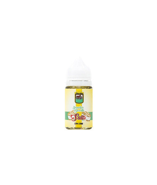 Tailored Vapors Salts Snackerdoodle 30ml