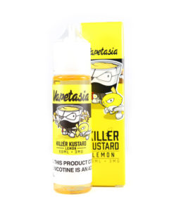 Vapetasia Lemon Killer Custard 60ml