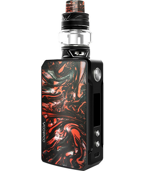 VooPoo Drag 2 Kit Scarlet