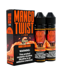 Mango Twist Mango Cream Dream 2x60ml