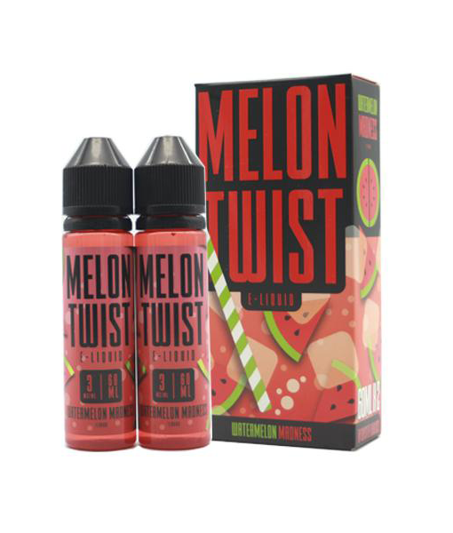 Melon Twist Watermelon Madness 120ml