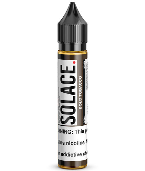 Solace Salts Bold Tobacco 30ml