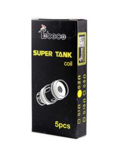 Tobeco Super Tank Coils 5-Pack