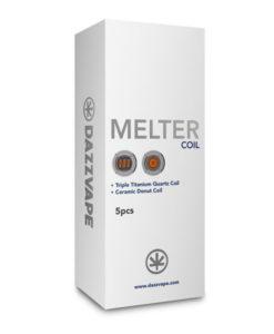 DazzVape Melter Coils 5-Pack