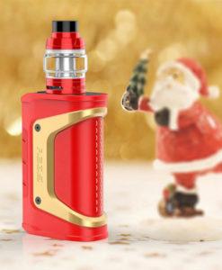 Geekvape Aegis Legend Kit Christmas Gold