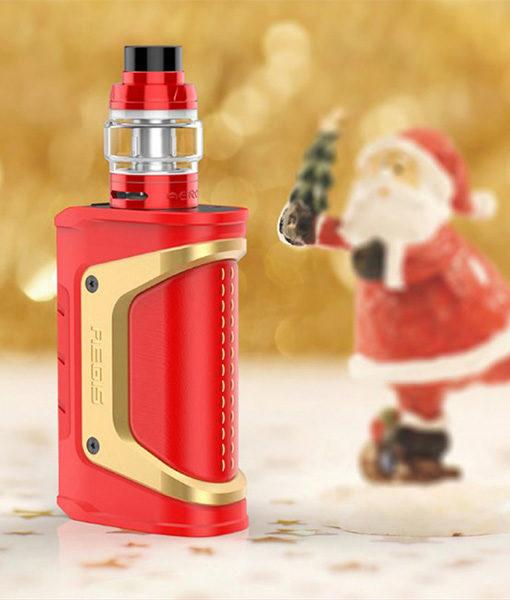 Geekvape Aegis Legend Kit Christmas Gold