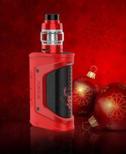 Geekvape Aegis Legend Kit Christmas Red/Black